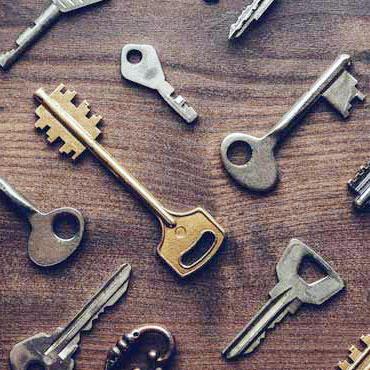 מחזיקי מפתחות וגימיקים